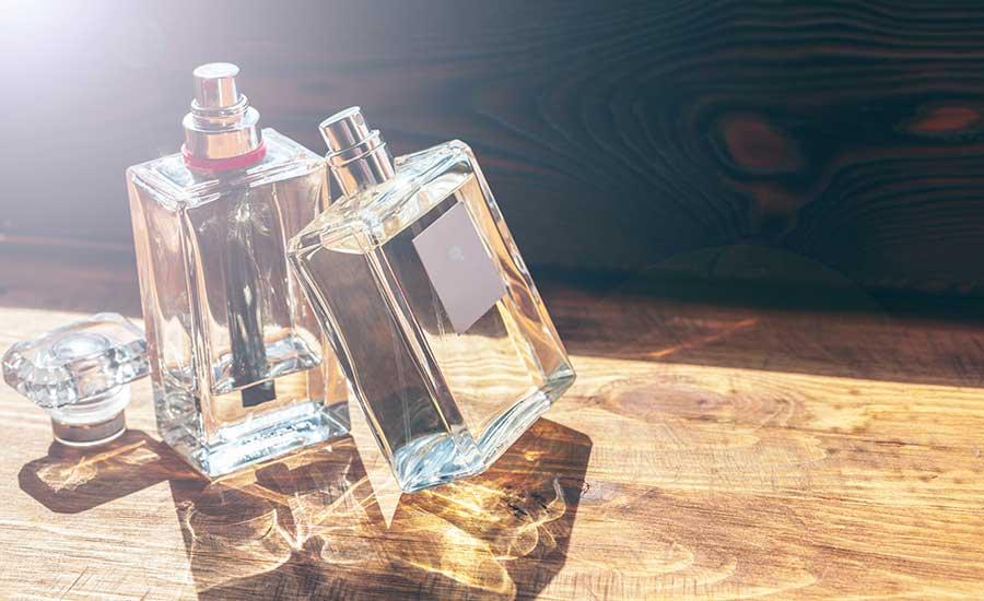 Envase para Perfume