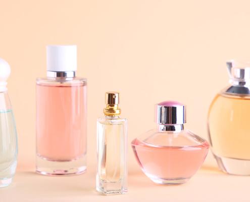 Exportación de perfume